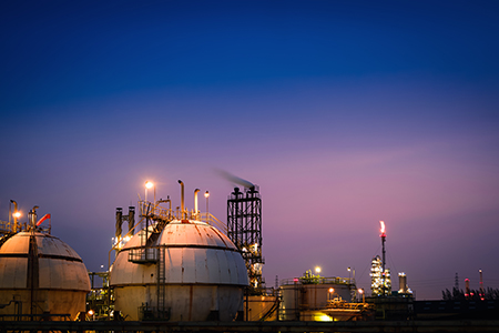oil-refinery-industrial-plant
